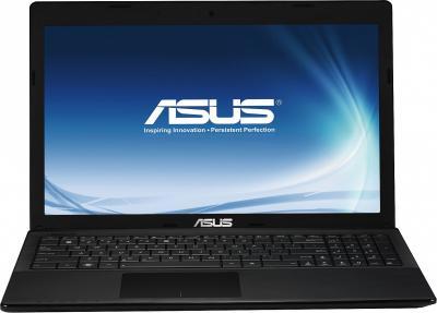 Ноутбук Asus X75VD-TY016H (90NCOC218W12215813AU) - фронтальный вид