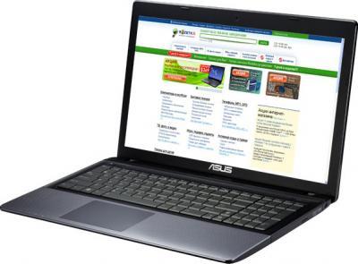 Ноутбук Asus X55VD (90N5OC218W2A276043AU) - общий вид