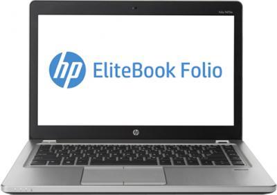 Ноутбук HP Elite Folio 9470m (C7Q21AW) - фронтальный вид