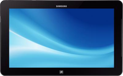 Планшет Samsung ATIV Smart PC Pro 64GB 3G (XE700T1C-H02RU) - фронтальный вид (без клавиатуры)