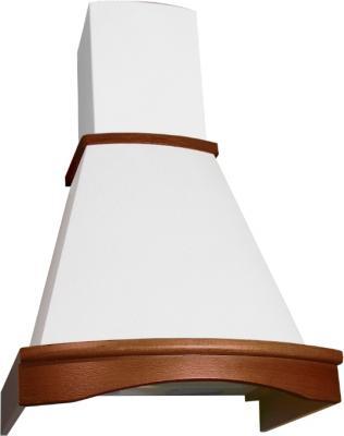 Вытяжка купольная Elikor Ротонда 90 (бежевый/дуб венге) - общий вид