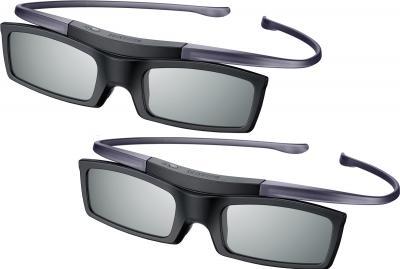 Очки 3D Samsung SSG-P51002 - общий вид 2 пары в комплекте