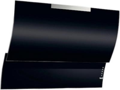 Вытяжка декоративная Best Fluttua 80 (черный) - общий вид