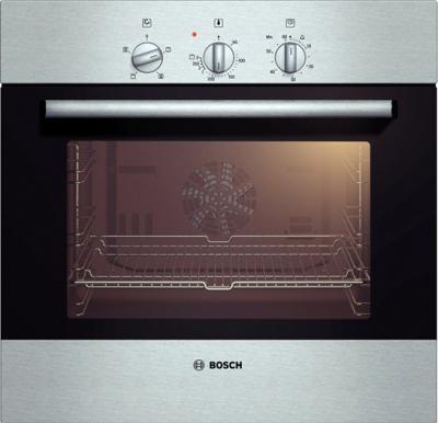 Электрический духовой шкаф Bosch HBN211E2 - общий вид