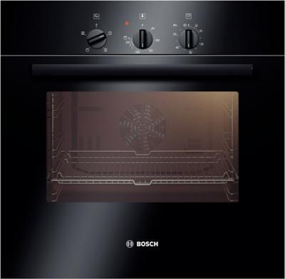 Электрический духовой шкаф Bosch HBN211S2 - общий вид