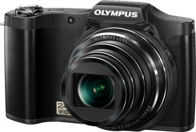 Компактный фотоаппарат Olympus SZ-14 Black - общий вид