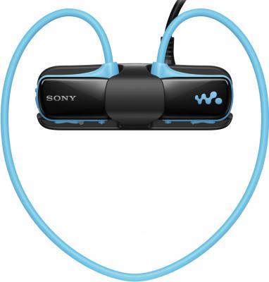 MP3-плеер Sony NWZ-W273 (4Gb) Black-Blue - общий вид