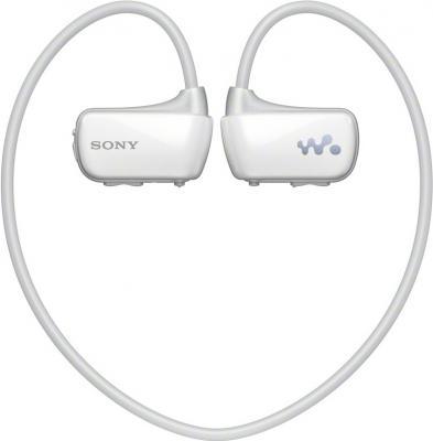 MP3-плеер Sony NWZ-W273 (4Gb) White - общий вид