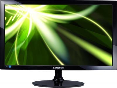 Монитор Samsung S24B150BL (LS24B150BL/CI) - фронтальный вид