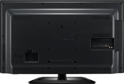 Телевизор LG 42LM3450 - вид сзади