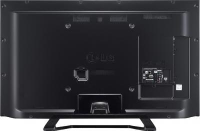 Телевизор LG 42LM615S - вид сзади