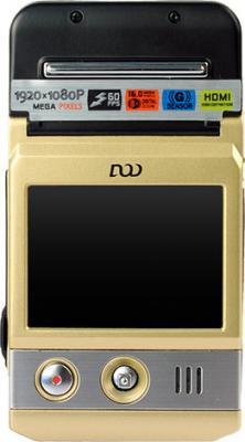 Автомобильный видеорегистратор DOD F520LS - дисплей