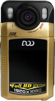 Автомобильный видеорегистратор DOD F520LS - фронтальный вид