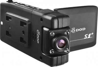 Автомобильный видеорегистратор DOD S1+ - общий вид