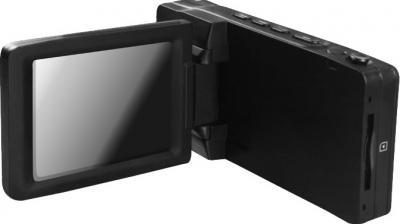 Автомобильный видеорегистратор DOD S1+ - дисплей