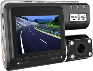 Автомобильный видеорегистратор Recordeye DC770 - общий вид
