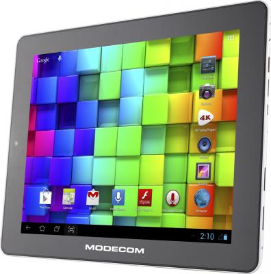 Планшет Modecom FreeTAB 9704 IPS2 X4 16GB - общий вид