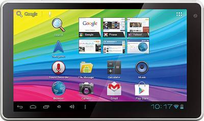 Планшет IconBIT NetTab Pocket - фронтальный вид