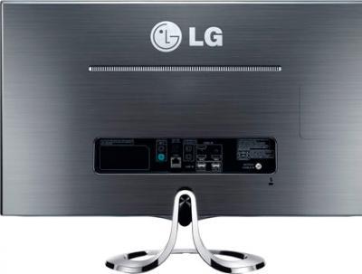 Телевизор LG 27MT93V-PZ (Black) - вид сзади