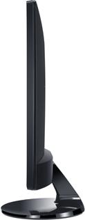 Телевизор LG 27MS53V-PZ (Black) - вид сбоку