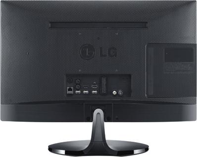 Телевизор LG 27MS53V-PZ (Black) - вид cзади