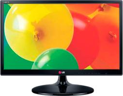 Телевизор LG 24MA53V-PZ (Black) - вид спереди