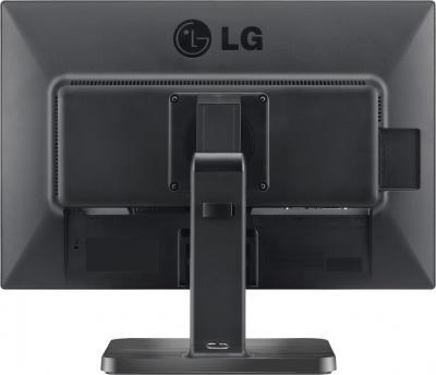 Монитор LG 22EB23PY-B Black - вид сзади