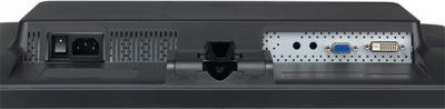 Монитор LG 22EB23TM-B Black - разъемы
