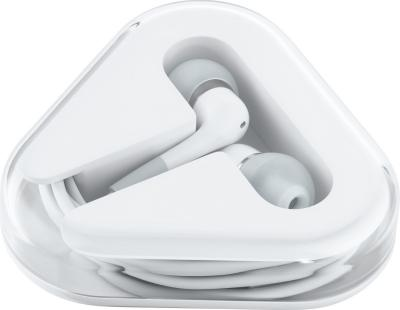 Наушники-гарнитура Apple In-Ear Headphones with Remote and Mic (ME186ZM/A) - упаковка