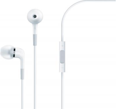 Наушники-гарнитура Apple In-Ear Headphones with Remote and Mic (ME186ZM/A) - общий вид