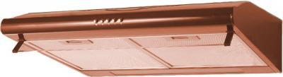 Вытяжка плоская Backer WH10A (60, коричневый) - общий вид