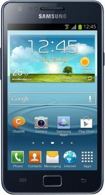 Смартфон Samsung I9105 Galaxy S II Plus Blue (GT-I9105 UADSER) - общий вид