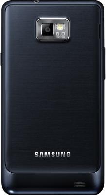 Смартфон Samsung I9105 Galaxy S II Plus Blue (GT-I9105 UADSER) - задняя крышка