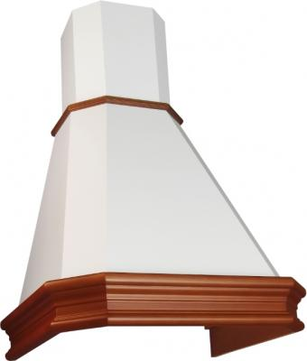Вытяжка купольная Elikor Пергола 60 (золотой антик/бук орех) - общий вид