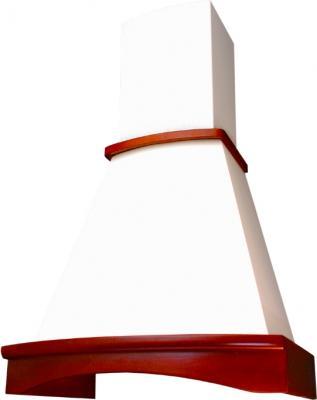 Вытяжка купольная Elikor Ротонда 60 (бежевый/бук вишня) - общий вид