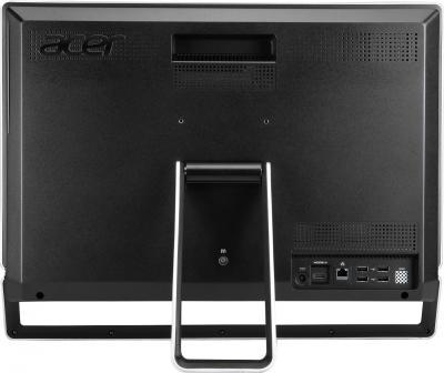 Готовое рабочее место Acer Aspire Z3171 (DQ.SHRME.001) - вид сзади