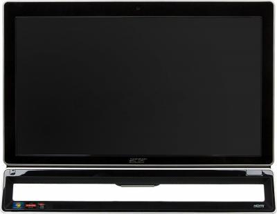 Моноблок Acer Aspire Z3280 (DQ.SKMME.003) - фронтальный вид