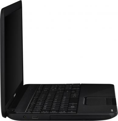 Ноутбук Toshiba Satellite C850-E3K (PSCBYR-09H003RU) - вид сбоку