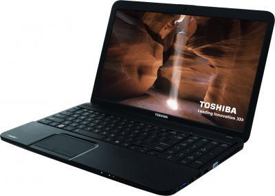 Ноутбук Toshiba Satellite C850-D4K (PSKCAR-06T00GRU) - общий вид