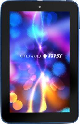 Планшет MSI WindPad Enjoy 71 - фронтальный вид