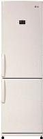 Холодильник с морозильником LG GA-E409UEQA -