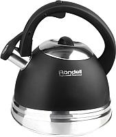 Чайник со свистком Rondell RDS-419 -