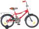 Детский велосипед Novatrack Cosmic 143RD5 (красный) -