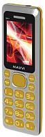 Мобильный телефон Maxvi M11 (золото) -