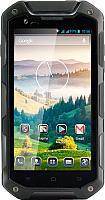 Смартфон Ginzzu RS93 Dual (черный) -