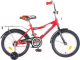 Детский велосипед Novatrack Cosmic 163RD5 (красный) -