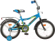 Детский велосипед Novatrack Cosmic 163BL5 (синий) -