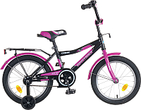 Детский велосипед Novatrack Cosmic 123BK5 (черный) -