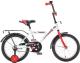 Детский велосипед Novatrack Astra 143WT5 (белый) -