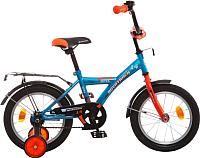 Детский велосипед Novatrack Astra 143ASTRA.BL5 -
